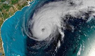 """Bermudas se prepara para la llegada del huracán """"Humberto"""""""