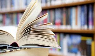 Pleno del Congreso debatirá prórroga por 10 años para Ley de Libro