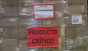 Toallitas húmedas: ordenan retiro de productos contaminados del mercado