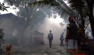 Brasil: población alarmada por avance de dengue