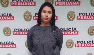 Crimen en SMP: extranjera involucrada pasa por exámenes de ley