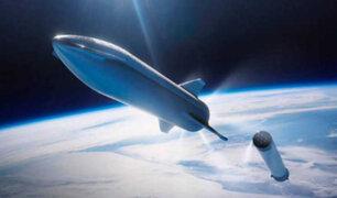 NASA lanzará nave espacial contra asteroide en caso la Tierra corra peligro