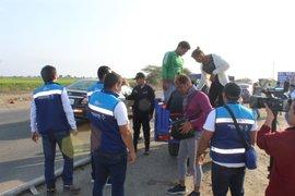 Tumbes: en megaoperativo intervienen a más de 150 extranjeros