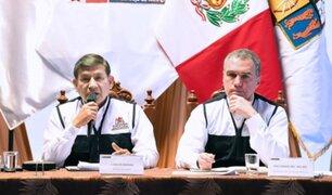 Ministro del Interior anuncia creación de 10 escuelas policiales macroregionales