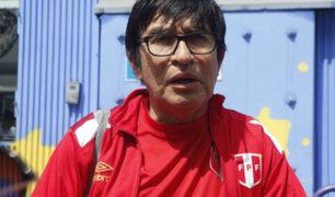 Fernando Armas mandó emotivo mensaje tras fallecimiento de su padre