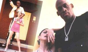 Dennis Rodman reveló que Madonna le ofreció 20 millones de dólares por dejarla embarazada