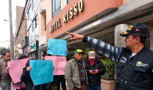 Lince: reiteradas balaceras de presuntos proxenetas a mujeres tras no pagar cupos