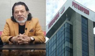 César Gutiérrez: Investigación en Petroperú no solo a sindicalista, también a proveedores de biocombustibles