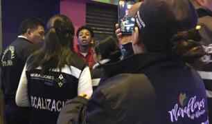 Más de 100 venezolanos fueron intervenidos durante operativo en Miraflores