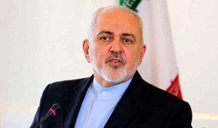 """Irán amenaza con una """"guerra total"""" si EEUU los ataca"""