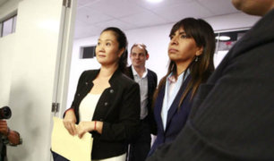 Keiko Fujimori fue diagnosticada con hipertensión arterial, según abogada