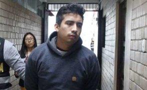 PNP captura a sujeto sentenciado a prisión efectiva por acoso sexual