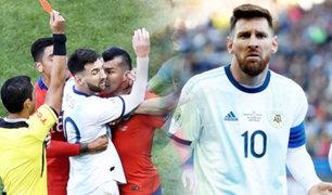 AFA apelará sanción a Messi para que pueda estar en amistosos contra Alemania y Ecuador