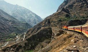 Tren andino: un recorrido al corazón del Perú