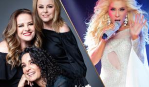 Lima: Hoy Pandora y Yuri cantarán por primera vez juntas