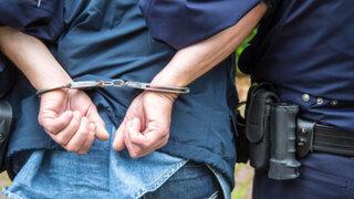 Surco: tras intensa persecución detienen a ladrón de autopartes
