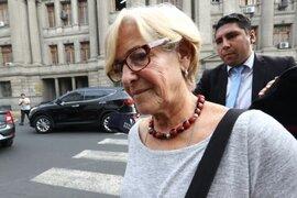 PJ varió prisión preventiva de Susana Villarán por arresto domiciliario