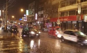 Senamhi: especialista explica sobre lluvia que se registró anoche en Lima