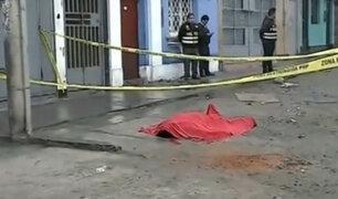 La Victoria: hombre muere tras caer del sexto piso de edificio