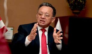 Contraloría: Edgar Alarcón autorizó pagos por servicios 'fantasmas' durante su gestión