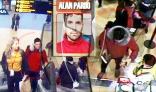 EXCLUSIVO | imágenes inéditas previas a la detención de actor burrier mexicano