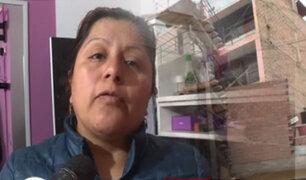 Los Olivos: víctima de robo ofrece mil soles a ladrones para recuperar tesis de su hija