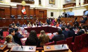 Adelanto de elecciones: Congreso recibe esta tarde a Comisión de Venecia
