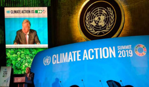 Cumbre del Clima: 66 países comprometidos para la neutralidad del carbono al 2050