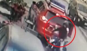 Trujillo: retira S/.5 mil de banco y lo asaltan segundos después