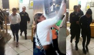 """Policía agredido por mujer ebria: """"se marca un precedente para el uniforme institucional"""""""