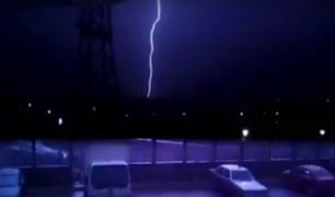 Venezuela: tormenta tropical azotó norte del país