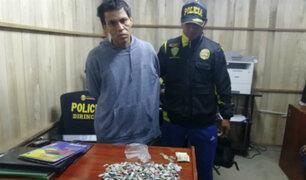 'Marc Anthony de la droga' operaba en zona residencial de La Molina