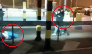 Santa Anita: capturan a dos sujetos que intentaron robar peaje