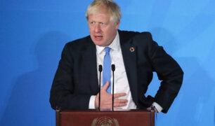 """El Supremo británico declaró """"ilegal"""" cierre del Parlamento ordenado por Johnson"""