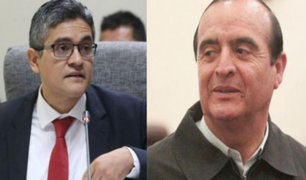 Fiscal Pérez reprogramó interrogatorio a Vladimiro Montesinos