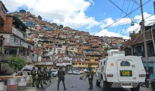 La Cota 905: el peligroso barrio en Caracas de donde serían los detenidos en SMP