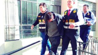 Arequipa: capturan a taxista que violó y contagió con VIH a un menor de 15 años