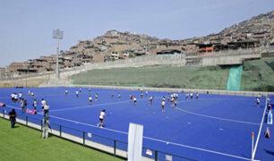 Complejo deportivo de VMT reabre sus puertas para Campeonato de hockey