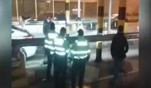 Santa Anita: capturan a delincuentes que asaltaron a recaudador municipal