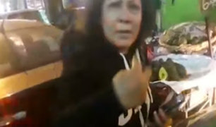 Salamanca: mujer insulta a serenos tras intervenir a ambulante