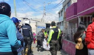 Ecuador: pareja muere tras caer desde una terraza