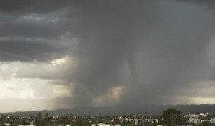EEUU: Arizona viene siendo azotada por torrenciales lluvias y tormentas eléctricas