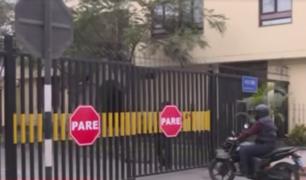 La Molina: vecinos denuncian que reja instalada por otros moradores impide libre tránsito