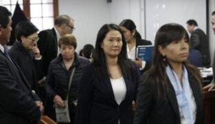 Víctor Hugo Quijada: Estaría bien dictaminada prisión preventiva a Keiko Fujimori