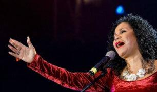 Eva Ayllón es nominada los Premio Grammy Award 2019