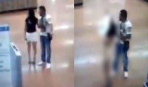 México: mujer se desviste en supermercado para demostrar que no robó nada