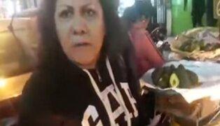 Procuraduría de ATE denunciará a mujer que atacó a serenos con insultos racistas