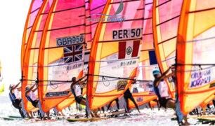 María Belén Bazo: velerista peruana clasificó a los Juegos Olímpicos Tokio 2020