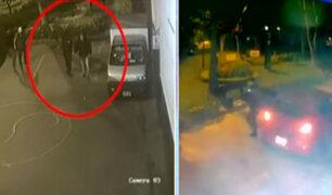 Revelan nuevas imágenes de ladrones que mataron a mujer para robarle camioneta