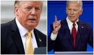 EEUU: transcripción de llamada revelaría que Trump pidió investigar a Biden
